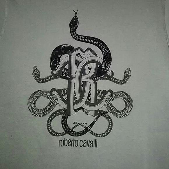 Roberto Cavalli Other - Roberto Cavalli Men's tee-shirt
